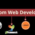 Creating a Steady Income with Custom Web Design and Custom Web Development