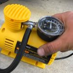 Best Tire Inflator for Night Camping